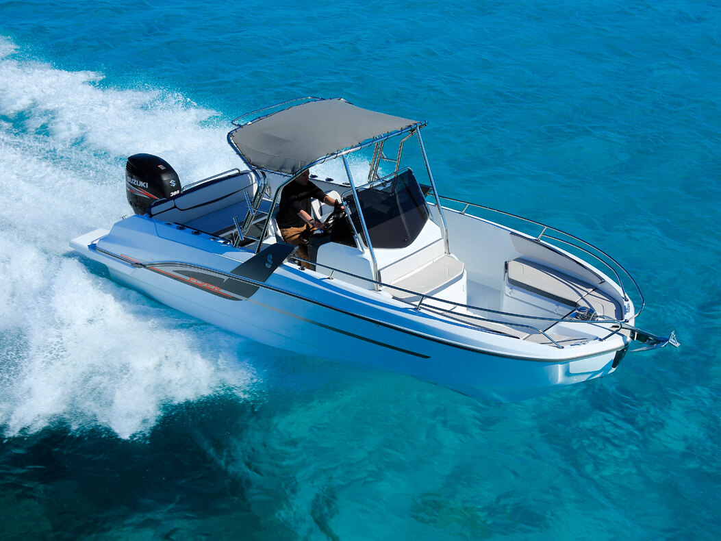 Катер Beneteau Flyer 7.7 SPACEdeck