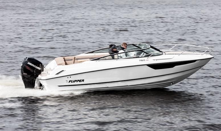 Катер Flipper 760 DC