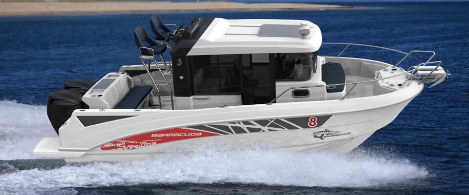 Yandex barracuda - 60
