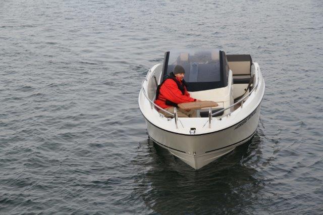 морские лодки паркер
