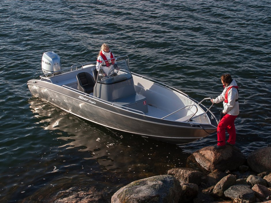 лодки сильвер все модели