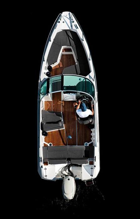 Схема катера Nordkapp Avant 605