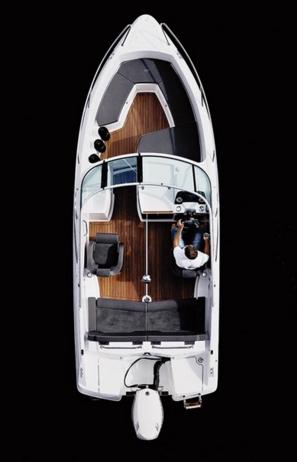 Схема катера Nordkapp Avant 620