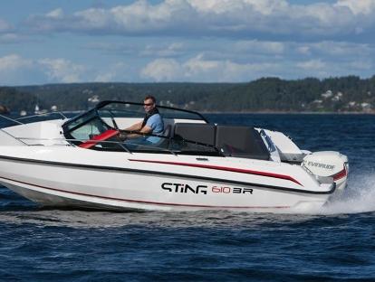 Катер Sting 610 BR