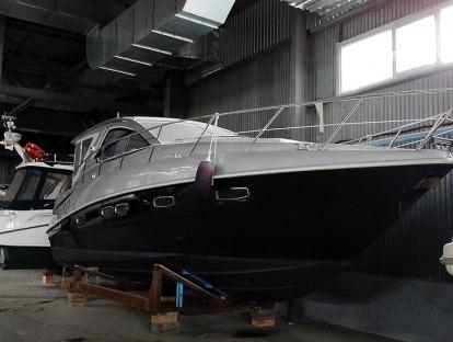 Продам бу яхту Sealine SC 38