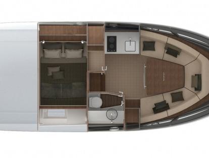 Продам яхту Azimut 34 Atlantis