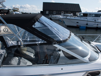 Яхта Aquador 22 WAe