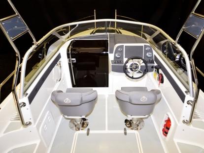 Катер Aquador Boats Walkaround 22 WA