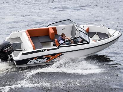 Катер Bella 550 BR