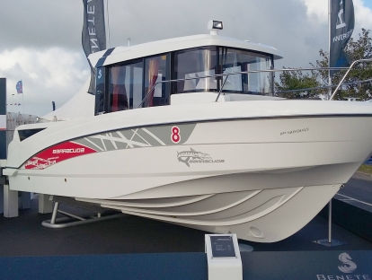 Катер Beneteau Barracuda 8