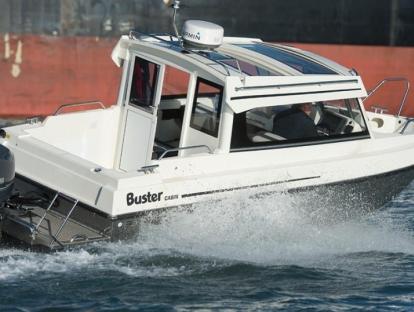 Катер Buster Cabin E