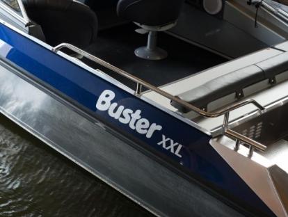 Катер Buster XXL