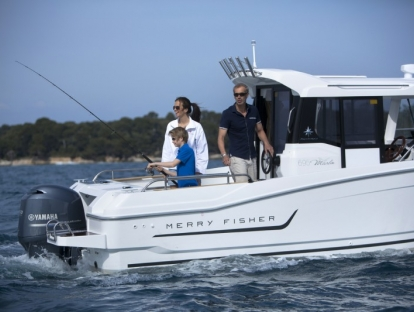 Катер Jeanneau Merry Fisher 695 Marlin