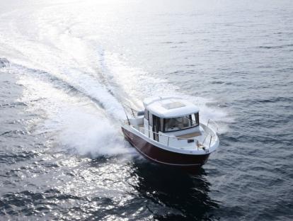 Катер Jeanneau Merry Fisher 755 Marlin
