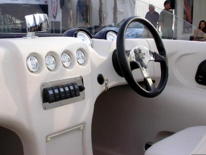 Катер Kral 580 Speedster