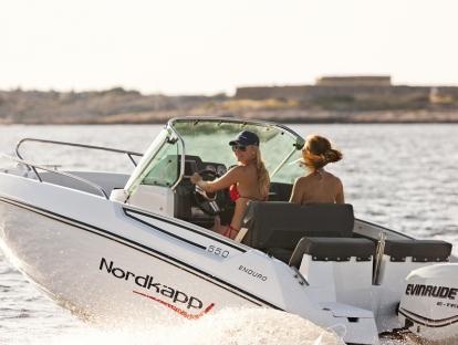 Катер Nordkapp Enduro 550
