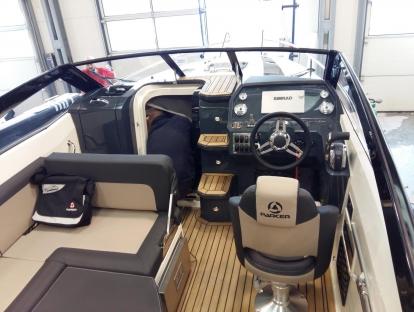 Катер Parker 690 Day Cruiser