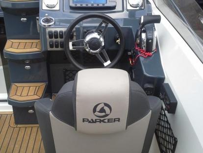 Катер Parker 750 Day Cruiser