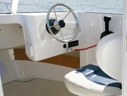 Катер Quicksilver 500 Pilothouse