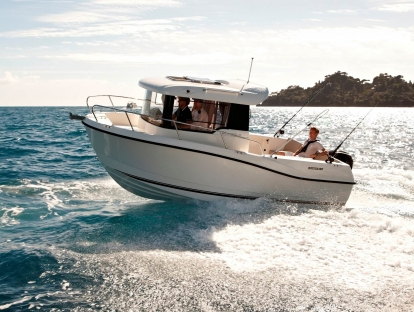 Катер Quicksilver 605 Pilothouse