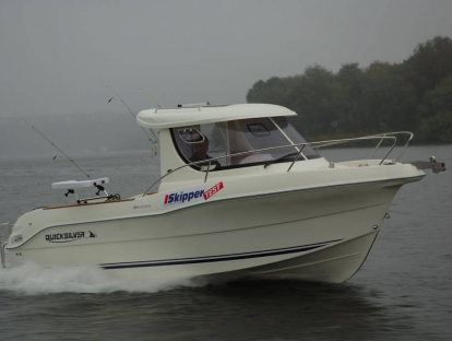 Катер Quicksilver 640 Pilothouse