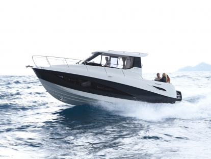 Катер Quicksilver Activ 855 Cruiser