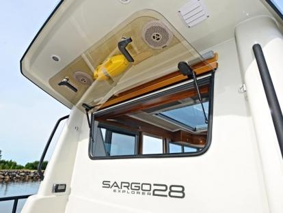 Катер Sargo 28 Explorer