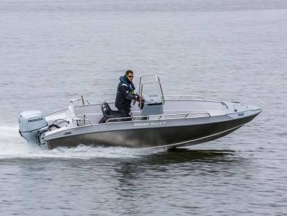 Катер Silver Hawk CC 540