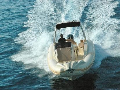 Катер Solemar 28 Offshore