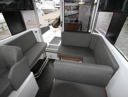 Катер Xo 270 RS Front Cabin OB