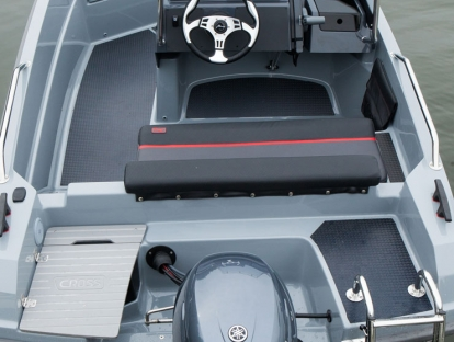 Катер Yamarin Cross 46 Side Console