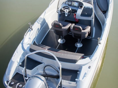 Катер Yamarin Cross 61 Center Console