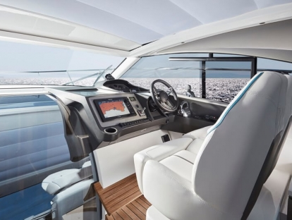 Яхта Princess V40