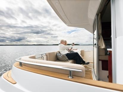 Яхта Aquador 35 C