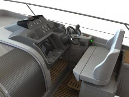 Яхта Bavaria Sport 450 HT
