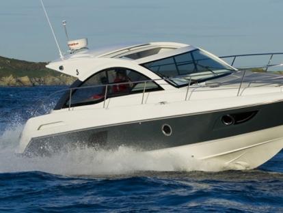 Яхта Beneteau Gran Turismo 34