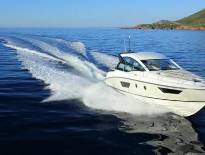 Яхта Beneteau Gran Turismo 40