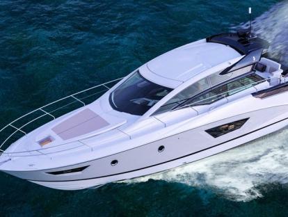 Яхта Beneteau Gran Turismo 46