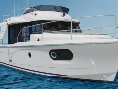 Яхта Beneteau Swift Trawler 30,купить яхту,продам яхту
