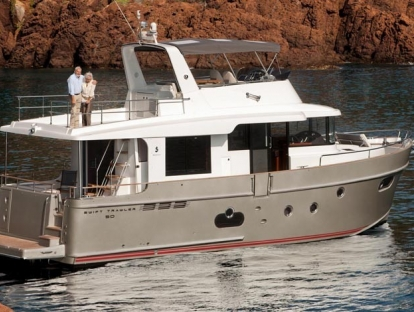 Яхта Beneteau Swift Trawler 50