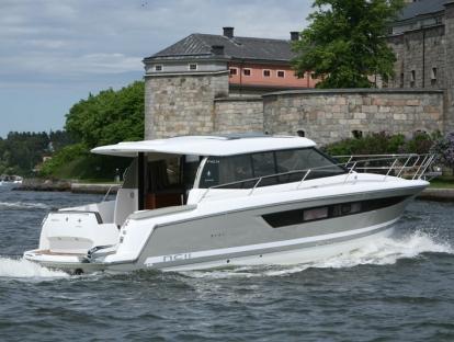 Яхта Jeanneau NC 11