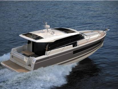 Яхта Jeanneau NC14
