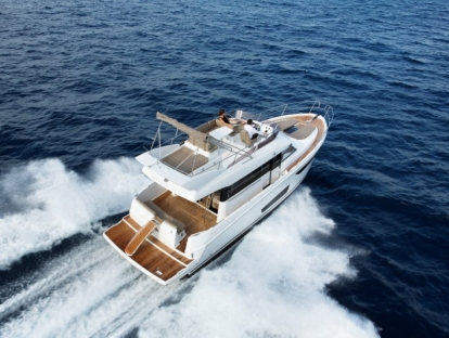 Яхта Jeanneau Velasco 43F
