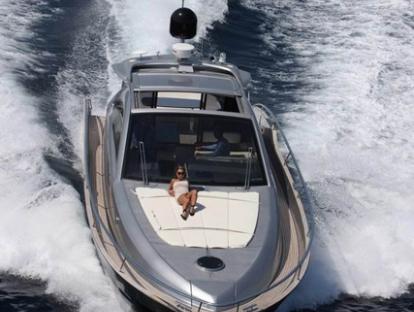 Яхта Pearlsea 56 Coupe