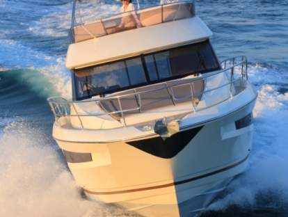 Яхта Prestige 450
