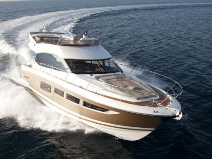 Яхта Prestige 500