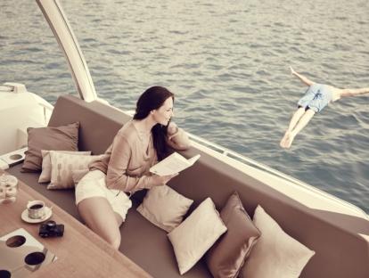 Яхта Prestige 680