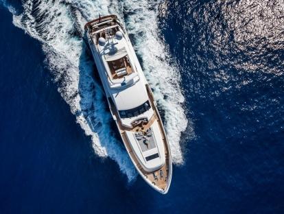 Яхта Princess 40M