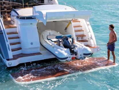 Яхта Princess S72