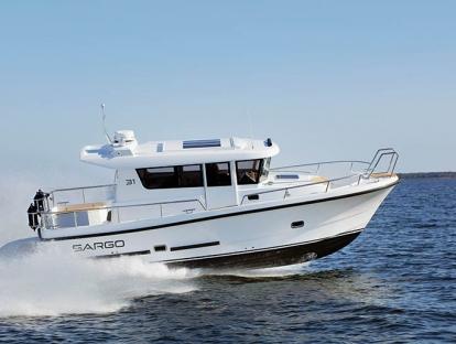 Яхта Sargo 31
